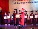2.595 tân Cử nhân Học viện Tài chính ra trường