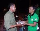 Quảng Bình: Những suất cơm từ thiện ấm tình người