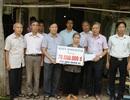Trao 70 triệu đồng xây nhà Nhân ái đến gia đình cựu chiến binh Nguyễn Xuân Trường