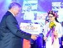 Nữ sinh xuất sắc Đại học Xây dựng nhận giải thưởng CSC 2017 trị giá 120 triệu đồng