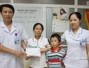 Hơn 120 triệu đến với cháu bé mồ côi cha mắc bệnh viêm tủy ngang