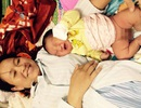 Bé trai có cân nặng 6 kg chào đời ở bệnh viện huyện