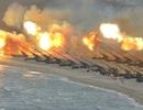 """Triều Tiên cảnh báo """"chiến tranh thế giới mới"""" khi Mỹ - Hàn tập trận"""