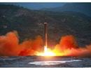Triều Tiên công bố hình ảnh vụ thử tên lửa thành công nhất từ trước tới nay