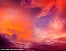 Giải mã bí ẩn 300 năm về bầu trời đỏ như máu suốt hơn 1 tuần