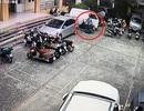 Hà Nội: Trộm xe máy trong Ủy ban phường bị camera ghi hình
