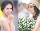 Nữ sinh tài sắc vẹn toàn khoe vẻ đẹp trong trẻo ngày Xuân
