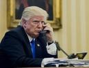 """Ông Trump chỉ trích """"người của Obama"""" làm lộ cuộc gọi với lãnh đạo thế giới"""