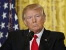 Tỷ lệ ủng hộ ông Trump thấp kỷ lục sau tháng đầu nhậm chức