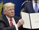 Thẩm phán liên bang chặn sắc lệnh nhập cư mới của ông Trump vào phút chót
