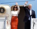 """Những kỳ vọng của ông Trump trong chuyến """"xuất ngoại"""" đầu tiên"""