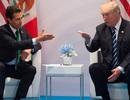 """Ông Trump khiến Tổng thống Mexico """"khó xử"""" trong cuộc gặp chính thức đầu tiên?"""