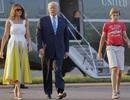 """Cậu út nhà Trump """"bị soi"""" dù chân ướt chân ráo tới Nhà Trắng"""