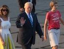 Đệ nhất phu nhân Mỹ cảm ơn ái nữ nhà Clinton vì bênh vực con trai