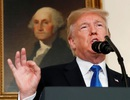 Tổng thống Trump tụt hạng trong danh sách những người giàu nhất Mỹ