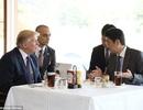 """Bánh mì Tổng thống Trump thưởng thức ở Nhật Bản """"đắt như tôm tươi"""""""