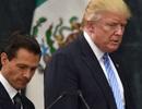 """Ông Trump điện đàm với Tổng thống Mexico giữa lúc """"nước sôi lửa bỏng"""""""