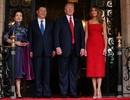 Bữa tối tràn ngập ánh nến của hai nhà lãnh đạo Trung - Mỹ