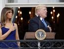 Tổng thống Trump lần đầu mở tiệc mừng quốc khánh tại Nhà Trắng