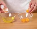 Lòng trắng trứng không lành mạnh như người ăn kiêng nghĩ