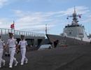 3 tàu chiến Trung Quốc lần đầu cập cảng Philippines sau 7 năm