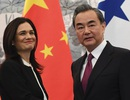 """Panama """"chia tay"""" Đài Loan, tuyên bố thiết lập quan hệ ngoại giao với Trung Quốc"""