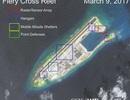 """Ảnh vệ tinh """"tố"""" hoạt động trái phép của Trung Quốc trên Biển Đông"""