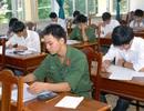Chỉ tiêu, môn thi xét tuyển vào 21 trường quân đội năm 2017