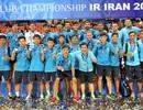 Đại diện Việt Nam muốn giành huy chương giải futsal vô địch châu Á 2017