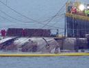 Hàn Quốc bắt đầu lai dắt phà Sewol đến cảng trên đất liền