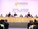 Thủ tướng: ASEAN cần có tiếng nói mạnh mẽ về tình hình Triều Tiên và Biển Đông