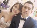 """""""Hot girl fan MU"""" Tú Linh hé lộ ảnh cưới xinh đẹp ở trời Tây"""