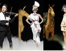 Dàn chân dài phiêu trong tiếng violin cùng những chú ngựa gỗ kiêu hãnh