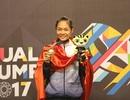 Nữ võ sĩ Việt Nam giành HCV vẫn sợ… trọng tài