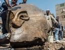 Tìm ra 2 tượng pharaoh niên đại hơn 3.000 năm trước tại Cairo