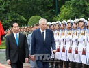 Việt Nam - Cộng hòa Séc ra Tuyên bố chung
