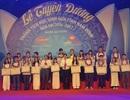 Nam Định: Trao thưởng giáo viên, học sinh đạt thành tích cao