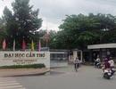 Năm 2017 Đại học Cần Thơ dự kiến tuyển sinh 9.000 chỉ tiêu