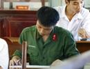 Quá 21 tuổi không được dự thi vào các trường quân đội
