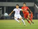 Thua Myanmar, U18 Việt Nam bị loại ở vòng bảng giải Đông Nam Á