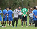 Malaysia mang 18 cầu thủ sang đá giao hữu với U22 Việt Nam
