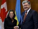 Canada cấp vũ khí, đổ dầu vào lò lửa Ukraine - Nga?