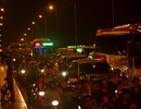 Cửa ngõ Hà Nội, Sài Gòn ùn tắc nghiêm trọng