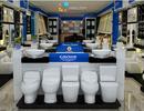 Showroom thiết bị vệ sinh hiện đại chuẩn bị được khai trương tại Hà Nội