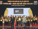 Nội thất COZY vào top 10 thương hiệu nổi tiếng nhất Việt Nam năm 2017