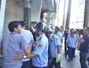 Phó Chủ tịch phường bị người bán hàng rong hành hung khi dẹp vỉa hè