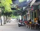 TP Vinh cho thuê vỉa hè giá từ 25 nghìn đồng/m2