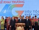 Viettel chính thức khai trương mạng 4G đầu tiên tại Việt Nam