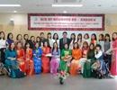 Phát huy thế mạnh phụ nữ Việt Nam trong quảng bá đất nước ở Hàn Quốc