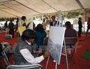 Hội trại giao lưu giữa các họa sỹ Việt Nam và Ấn Độ